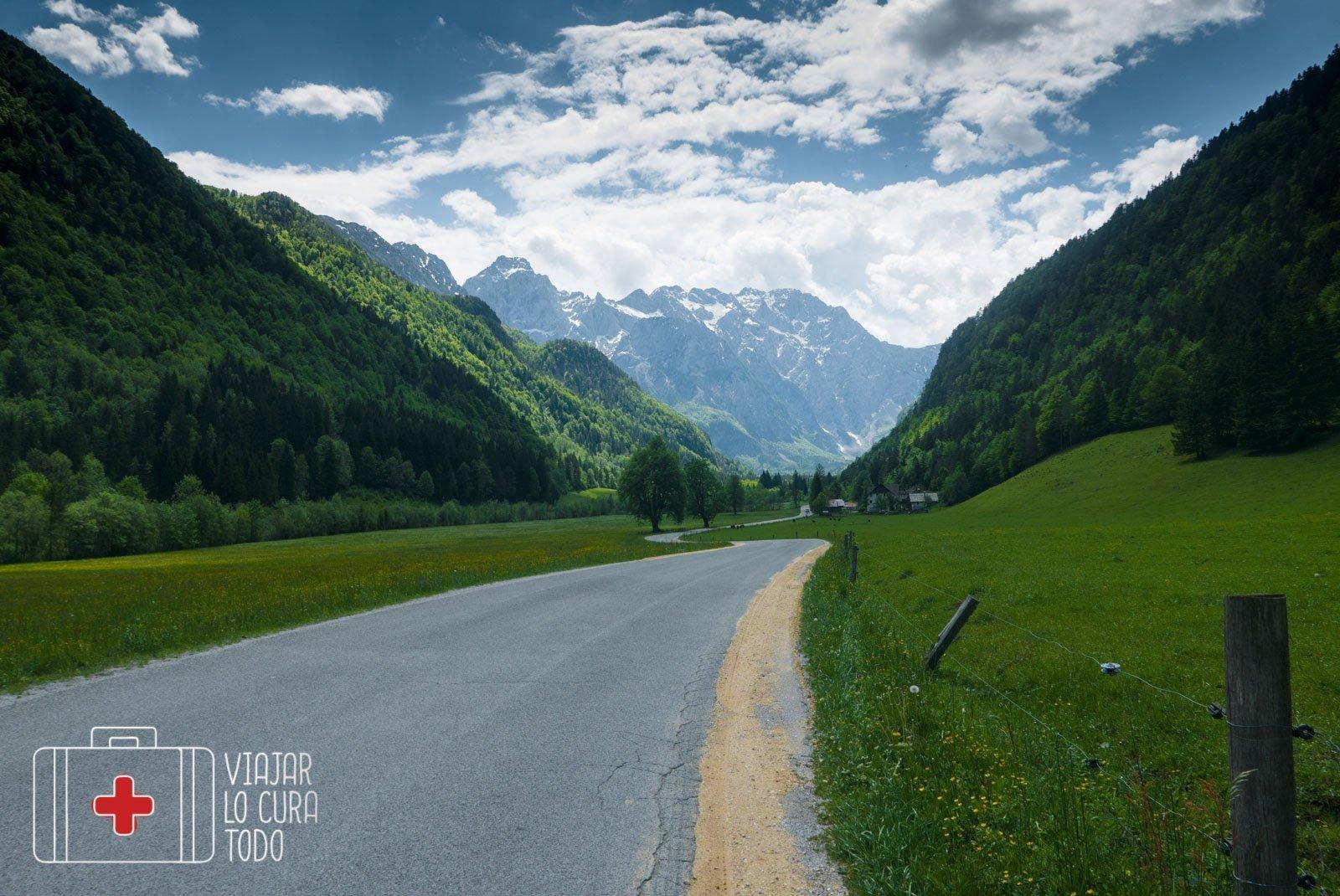 Logarska Dolina Eslovenia