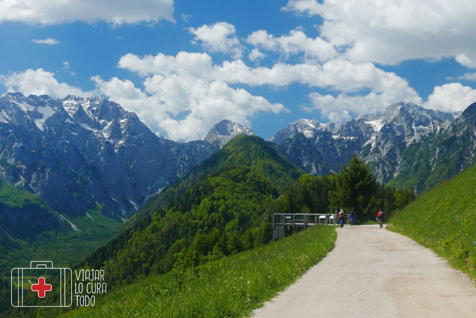 Solcava panoramic road