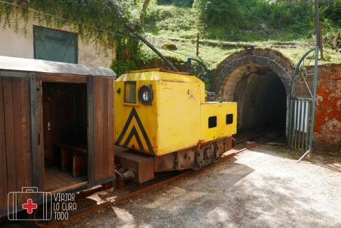 Pece Mine Slovenia