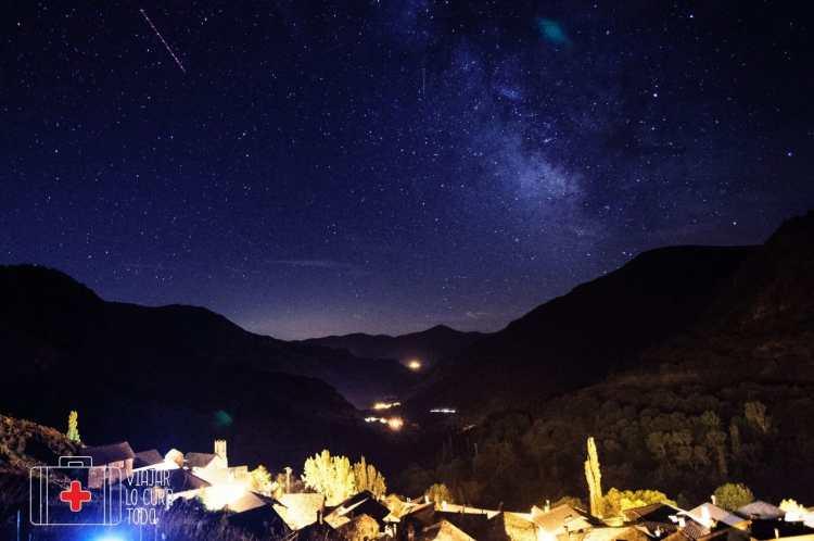 astrofotografía pirineos