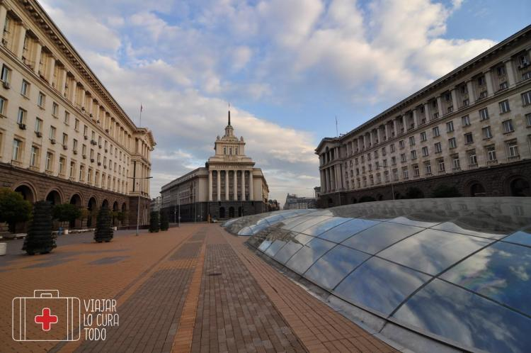 buildings sofia