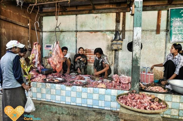 mercado inle lake myanmar