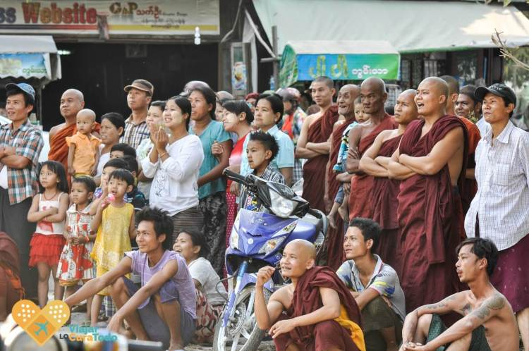 myanmar traditions