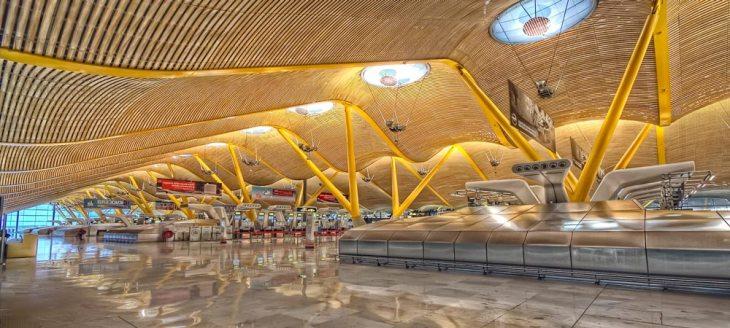 Aeropuerto de Madrid – Adolfo Suárez Madrid-Barajas