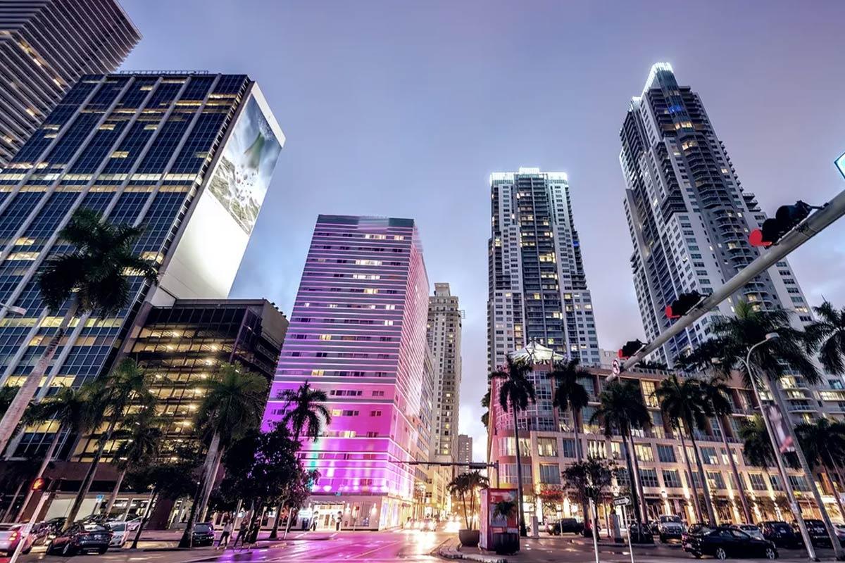 Que visitar en Downtown Miami, el centro de la ciudad + Mapa