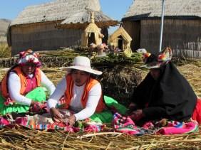 Ecursión Titicaca, Puno
