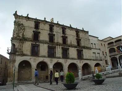 Palacio de los Marqueses de la Conquista - Trujillo - Extremadura
