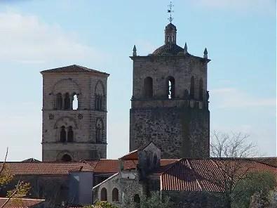 Iglesia de Santa María La Mayor - Trujillo - Extremadura