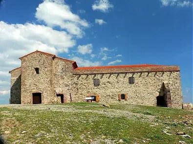Monasterio de Tentudía. Viajar por Extremadura