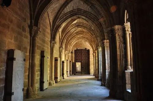 Claustro de la Catedral Vieja de Plasencia