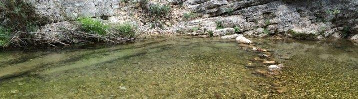 Ruta a pie del Río Tus, desde Collado Tornero hasta el Aserradero