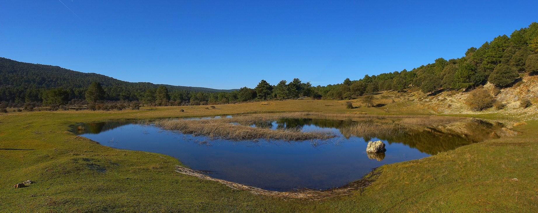 Lagunas y humedades de la provincia de Jaén