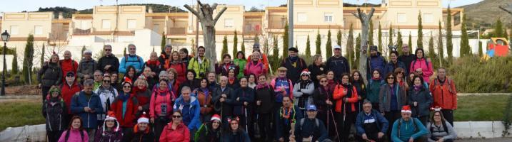 Finalizamos en Cambil las rutas del Club Deportivo Vadilleros en este 2018