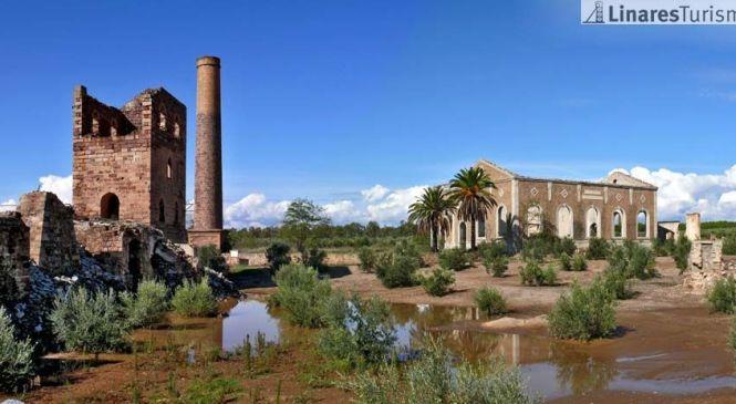 Viajando por las cuencas mineras de Linares