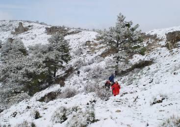 Claves respecto a la meteorología a la hora de hacer senderismo