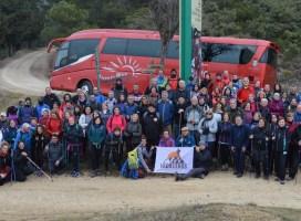 La ruta entre Bruñel Alto y Cazorla encandila a los Vadilleros