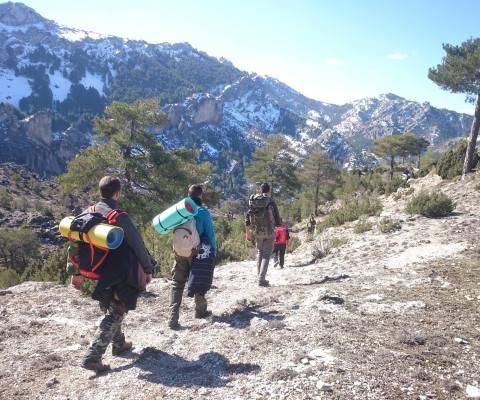Con nuestra mochila de refugio en refugio recorriendo la provincia de Jaén