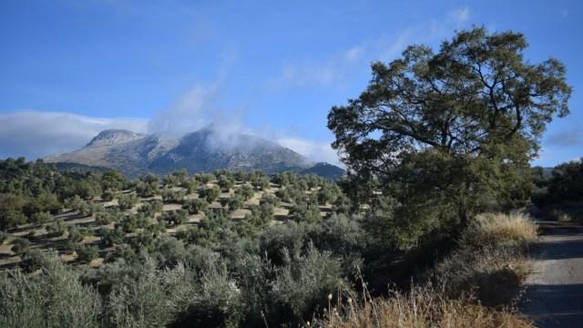 Se abre la inscripción para la ruta entre Gibralberca a Huelma (Sierra Mágina)