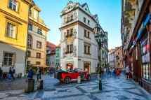 Gu De Viaje Turismo Sobre Praga Viajar