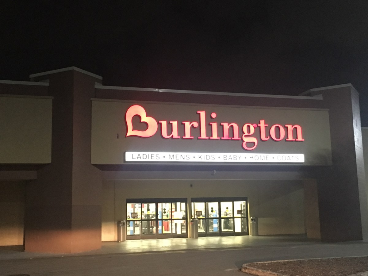 A maior loja Burlington do mundo (em Orlando)