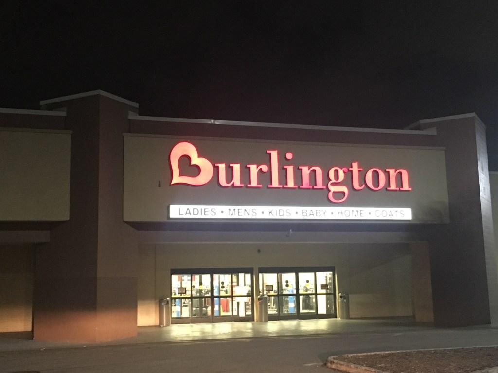 50dc8df07 A maior loja Burlington do mundo (em Orlando) – ViajaTerapia