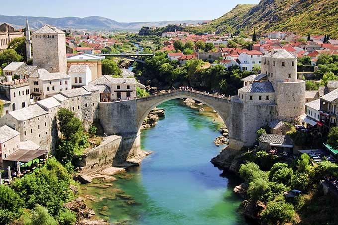 mostar-in-bosnia-herzegovina