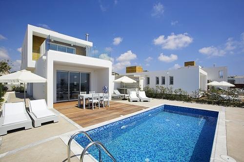 Paradise Cove Luxurious Beach Villas