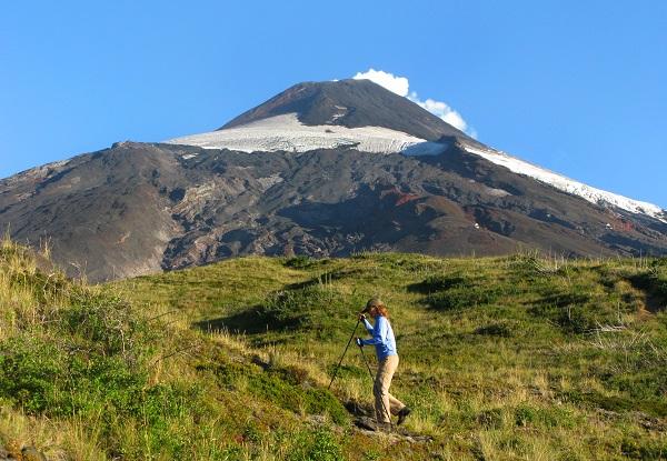 Parque y Volcan Villarrica
