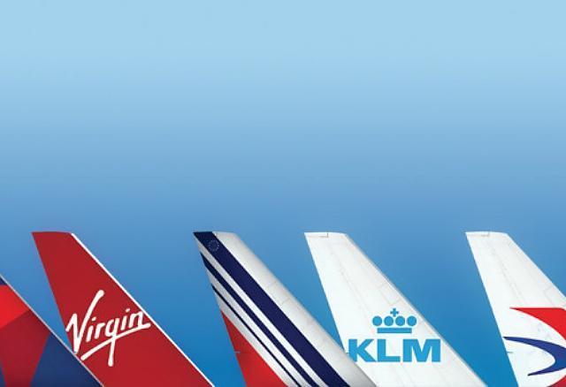 Air France-KLM crea una red aérea global con Delta, Virgin y China Eastern