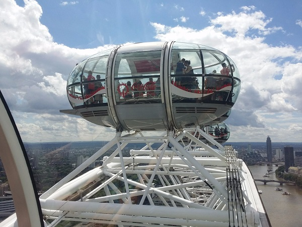 6. London Eye Ticket with Skip-the-Line
