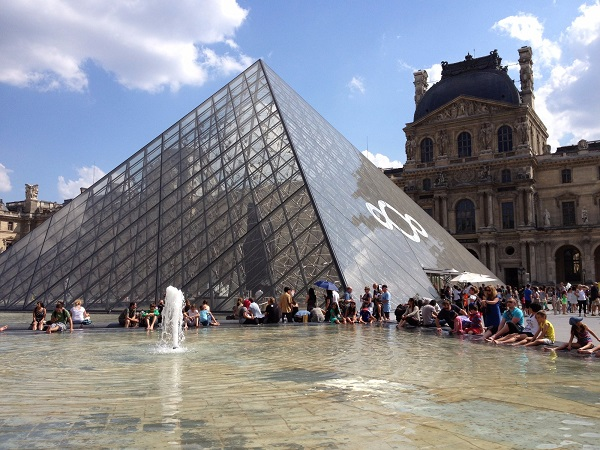 8. Eiffel Tower Summit, Louvre Museum and Cruise