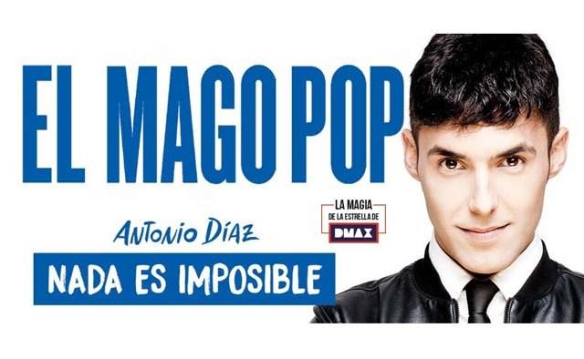 Nada es imposible… con el Mago Pop