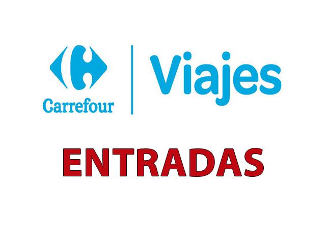 Entradas · Viajes Carrefour