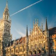 Unas horas en Múnich