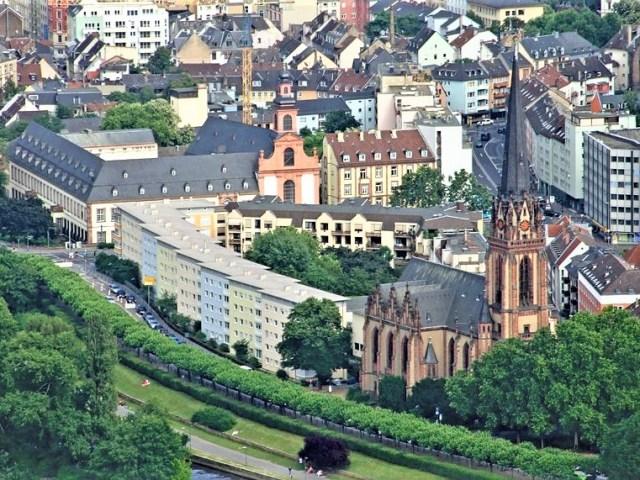 Un paseo por el Frankfurt más cultural