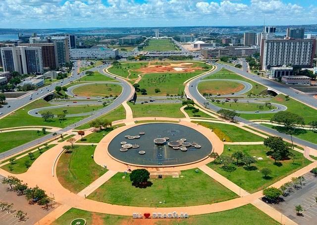Brasilia cumple 60 años el próximo mes de abril