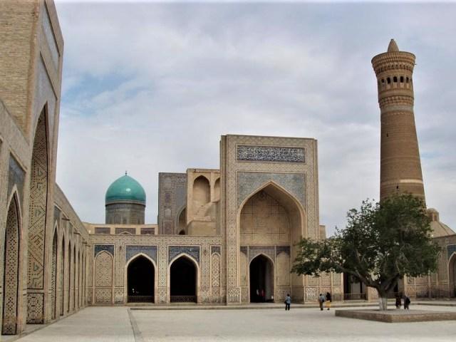 La Ruta de la Seda, más cerca desde Tashkent