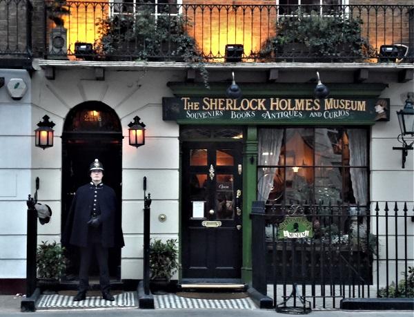 Conociendo Gran Bretaña con Sherlock Holmes