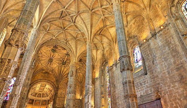 El Monasterio de los Jerónimos (Belém)