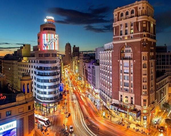 Las ciudades españolas más presentes en la literatura