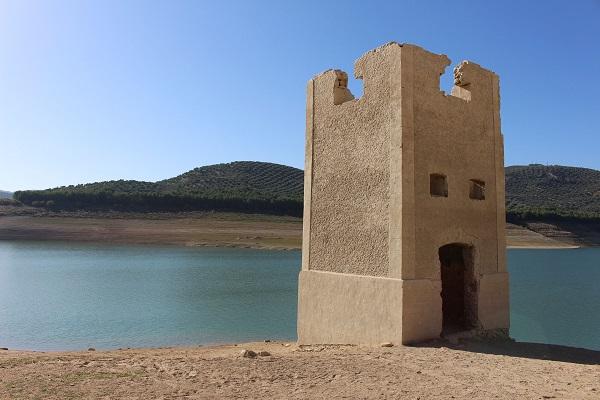 El Lago de Andalucía muestra su paraíso oculto