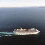 Programación completa de Costa Cruceros