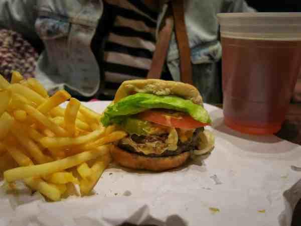 Burger Joint Nueva York NY-6