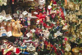 Tienda Navidad NY-4