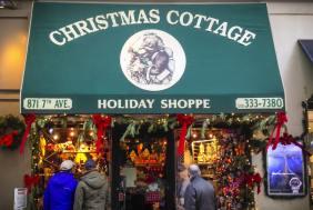 Tienda Navidad NY-5