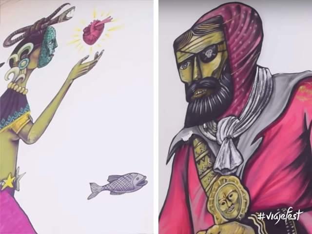Arte en Isla Mujeres