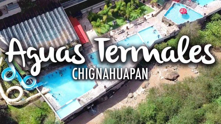Aguas Termales de Chignahuapan Puebla