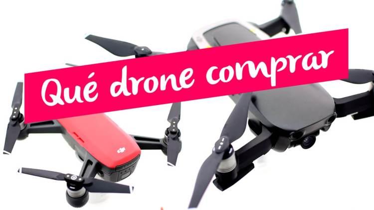 Qué drone comprar