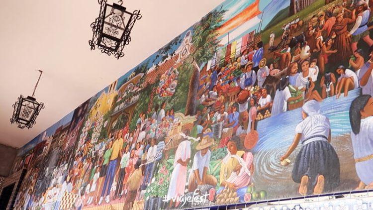 Visita el Palacio Municipal de Atlixco en Puebla.