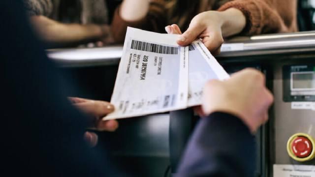 El vuelo de vuelta es indispensable